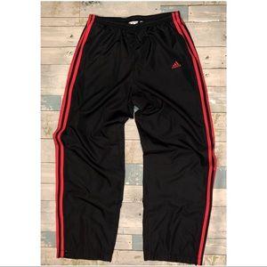Vintage Adidas Women's Track Pants Size M